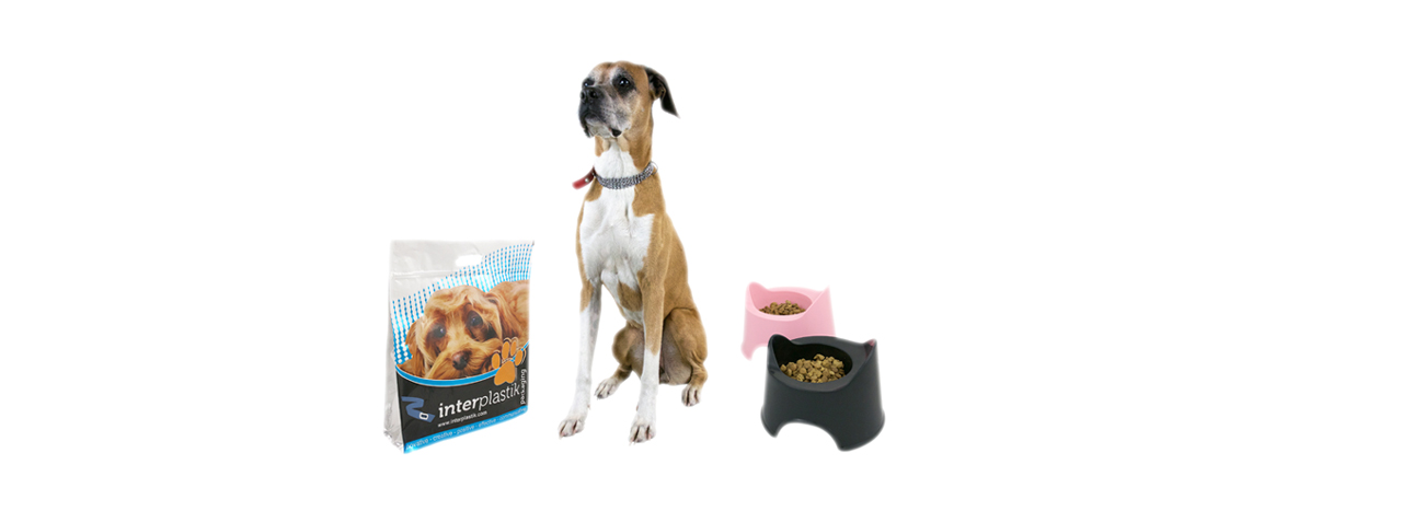 Pet Food Industry - Doypack Pouches with zipper